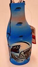Nfl Carolina Panthers Bottle Cooler, Coozie, Koozie, Coolie, New