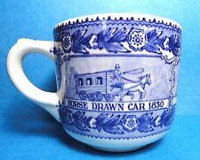 Baltimore & Ohio Railroad 8 Ounce Coffee Mug/Cup Shenango Free Shipping