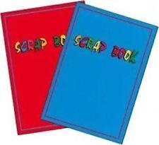 Scrap Book for Craft Set 2 Album Scrapbooks A4 Blank Thick Grey Sheets Photos