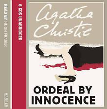 Ordeal By Innocence Unabridged by Agatha Christie (CD-Audio, 2006)