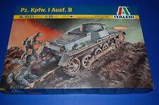 Italeri 6523 - Pz. Kpfw. I Ausf. B scala 1/35