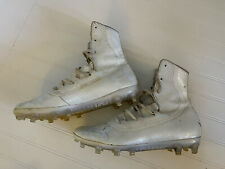New listing Under Armour Highlight MC Football/Lacrosse Cleats White Mens Size 9 Ankle