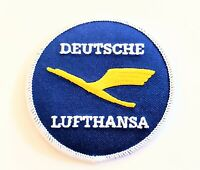 Lufthansa Deutsche German Airlines Goose logo Patch Embroidered Iron- or Sew-On