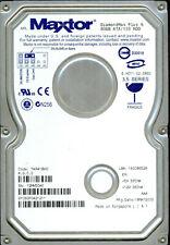 YAR41BW0  6Y080P0421211  KGCD  Maxtor 3.5 IDE 80GB MAY 2003
