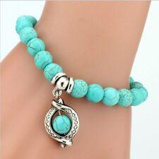 Modeschmuck-Armbänder aus Metall-Legierung mit Perlen (Imitation) für Damen