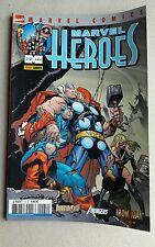 MARVEL HEROES ,Marvel France ,panini Comics ,état neuf ,numéro = 22