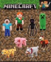 Minecraft Plush Soft Dolls Toys 18-23cm Plush Toy Brand New Llama,Creeper,Ocelot