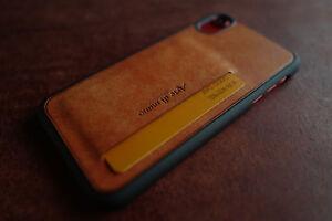 iPhone XR Slot bumper case [ Arte di mano ]