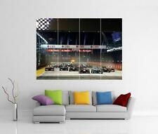 F1 SINGAPORE NIGHT RACE FORMULA ONE GIANT WALL ART PHOTO PRINT POSTER