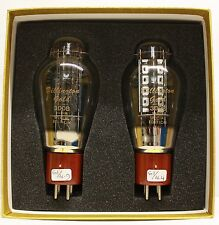 300B Billington Gold Special Edition chinois 2 pieces MATCHED PAIR Valve Tube