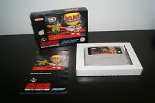 Nintendo Super Snes Daffy Duck The Marvin Missions PAL UKV MINT CIB Complete