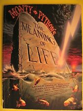 Monty Python's The Meaning of Life Large 1983 TPB Trade Paperback Book Methuen