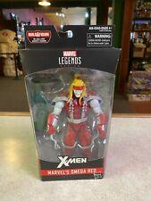 "Hasbro Marvel Legends 6"" Figure NIP NEW - BAF SAURON Series OMEGA RED"