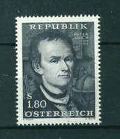 Austria 1966 Death Bicentenary of Peter Anich Stamp MNH Sg 1478