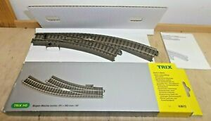 Trix 62672 H0 - Switch Track Right R1 360 MM New Original Packaging