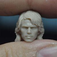 Anakin Skywalker/Darth Vader Star Wars 1/18 3.75'' Head Carving Model Accessory