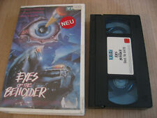 EYES OF THE BEHOLDER VHS JOANNA PACULA CHARLES NAPIER MATT McCOY