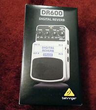 Behringer DR600 Digital Reverb Pedal - OVP - neuwertig
