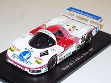 1/43 Spark Toyota 85 C Car No.38 1985 24 H of Le Mans  S2351