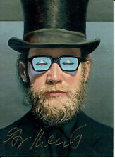 THE BEST OF THE HILDEBRANDTS ALL-CHROMIUM CARDS AUTOGRAPH GREG HILDEBRANDT