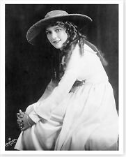 Movie Actress Mary Pickford 8 x 10 Silver Halide Photo