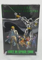 Avengers West Coast Lost In Space-Time New Marvel HC Hard Cover New Sealed