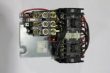 FURNAS REVERSING STARTER 22BG32AF NEMA SIZE 00 9 Amps 110-120 VAC 50/60 COIL