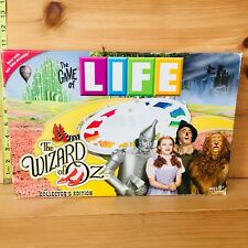 The Game Of Life Wizard Of Oz Collector's Edition Hasbro - 100% Complete