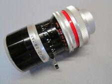 SUPER-16 MACRO-PRESET KERN SWITAR H16 RX 1.1/26MM C-MOUNT LENS BOLEX 16MM CAMERA