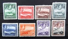 ANTIGUA 1938 - King George VI - Lot of 8 Mint - SPECIAL PRICE