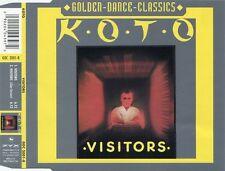 KOTO Maxi CD Visitors - Germany (M/M)