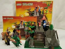 Vintage 1993 Lego Set #6076 Dark Dragon's Den: 100% complete w/box/instructions