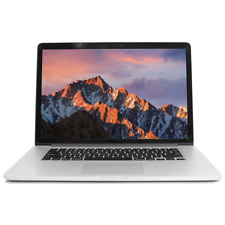 "Apple MacBook Pro 15"" RETINA Laptop 2.4GHz Core i7 / 16GB Memory / 256GB SSD"