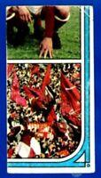 FIGURINA CALCIATORI PANINI 1974/75 N.506 SQUADRA TORINO REC/REMOVED