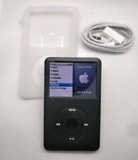iPod Classic 128GB SDXC - 6th gen, black (full refurb, new battery + extras)