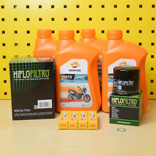 Honda CB 600f / CBF 600 set filtro aceite aire NGK Repsol moto Sport 10w40