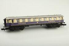 Arnold N 3313 DRG 2.Kl. Wagon Train Rapide Rheingold Poussière / Boue Ovp-Mängel