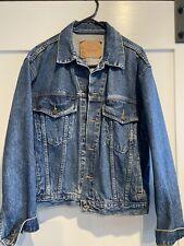 Levis Denim Jacket Made In Australia