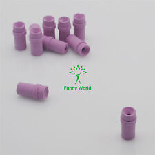 Sand Blasting Ceramic Nozzle Replacement Nozzles For Sand Blast Gun 10Pcs