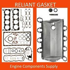 88-94 FITS FORD 7.3 7.3L DIESEL INTAKE PAN FULL GASKET SET MAHLE 953299  MS15968