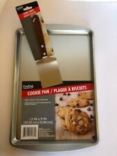 Cookie Pan Cooking Concepts Steel, 9x13 in. and Cookie Turner Spatula New