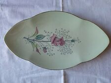 Vintage Carltonware set of Oval Dish and Trinket box