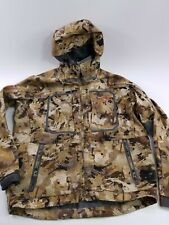 Sitka Jacket GORE-TEX waterfowl Optifade Marsh 50084 Men's Sz XL X Large hunting