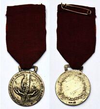 Medaglia Con Nastrino AVIS Donatori Sangue Argento 800