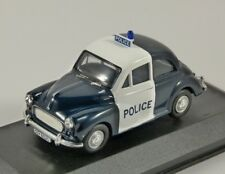 MORRIS MINOR 1000 POLICE 1/43 scale model CORGI Vanguards