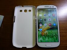 Samsung Galaxy S3 SGH-I747 - 16GB - Marble White (AT&T) Smartphone