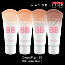 GEMEY MAYBELLINE Dream Fresh BB Cream 8 en 1 SPF30 TEINTE LIGHT CLAIRE