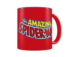 Marvel Avengers The Amazing Spider-Man Retro Logo Mug