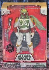 Disney Star Wars Boba Fett with Cape Elite Series Die Cast Action Figure New!