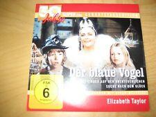 DER BLAUE VOGEL DVD DEFA DDR Heimatfilm Elizabeth Taylor